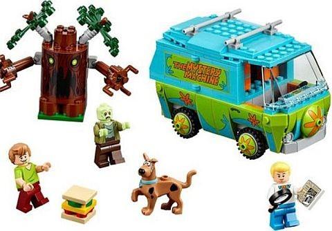 #75902 LEGO Scooby Doo Mystery Machine