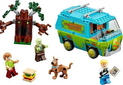 #75902 LEGO Scooby Doo Mystery Machine