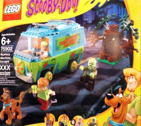 #75902 LEGO Scooby-Doo