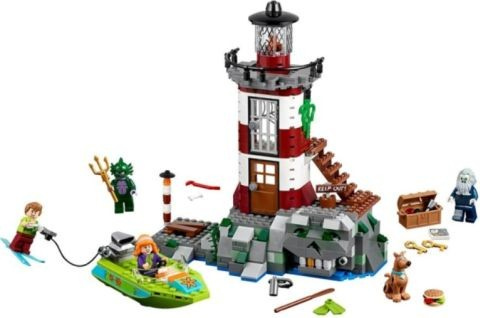#75903 LEGO Scooby-Doo Details