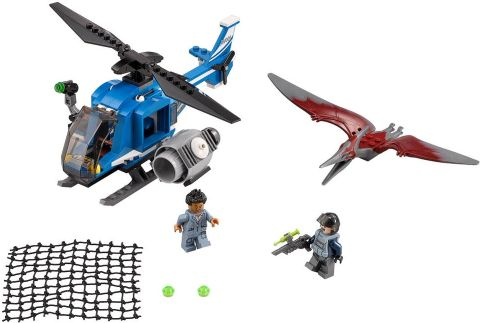 #75915 LEGO Jurassic World Details