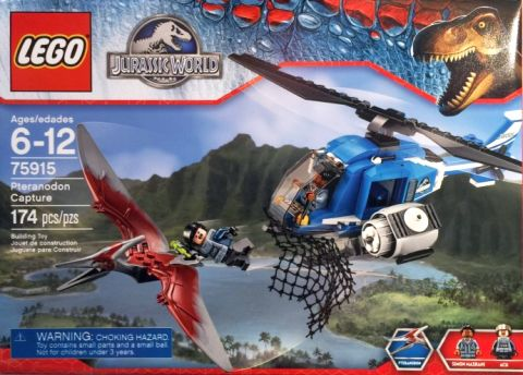#75915 LEGO Jurassic World