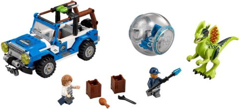 #75916 LEGO Jurassic World Details
