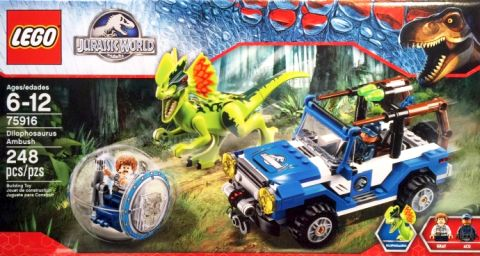 #75916 LEGO Jurassic World