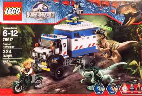 #75917 LEGO Jurassic World