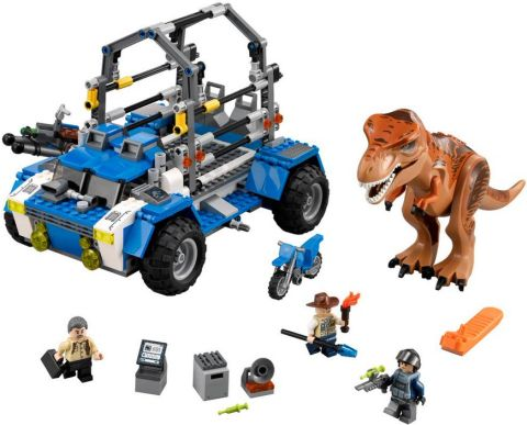 #75918 LEGO Jurassic World Details