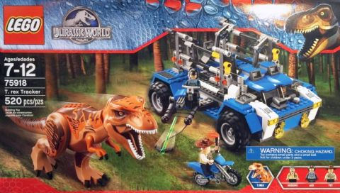 #75918 LEGO Jurassic World