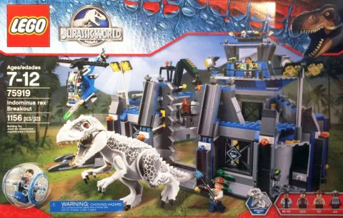 #75919 LEGO Jurassic World