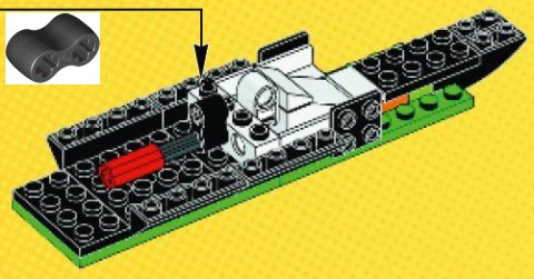 #76025 LEGO Super Heroes Details