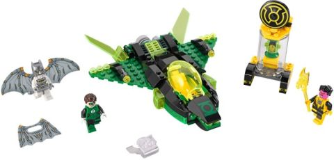 #76025 LEGO Super Heroes Set