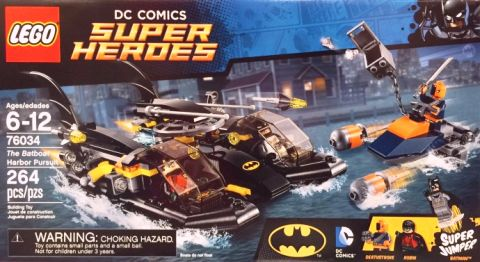 #76034 LEGO Super Heroes