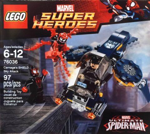 #76036 LEGO Super Heroes