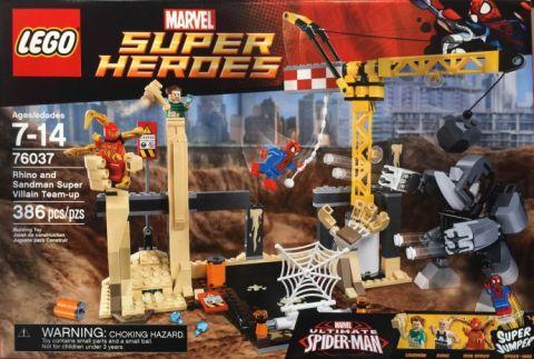 #76037 LEGO Super Heroes