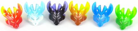LEGO BIONICLE Review - Masks