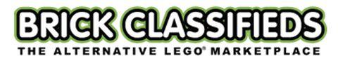 LEGO Brick Classifieds Open
