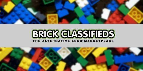 LEGO Brick Classifieds