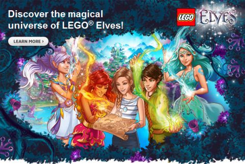 LEGO Elves Available Now