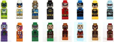 LEGO MicroFigures LEGO Games