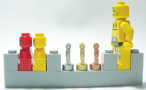 LEGO Microfigures & Nanofigures