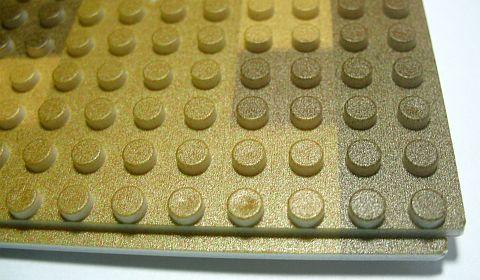 LEGO Minecraft Baseplates Top