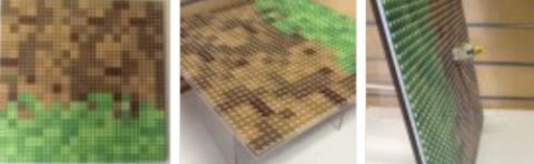LEGO Minecraft Baseplates Views