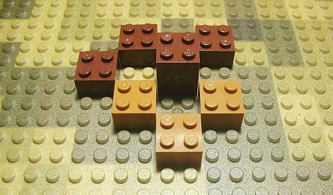 LEGO Minecraft Baseplates