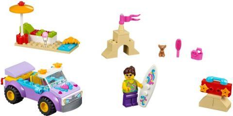 #10677 LEGO Juniors Beach Set