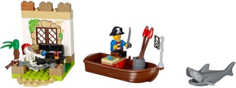 #10679 LEGO Juniors Pirate Set