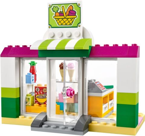 #10684 LEGO Juniors Supermarket Details