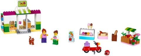 #10684 LEGO Juniors Supermarket Review