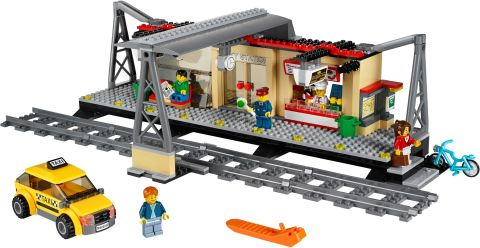 #60050 LEGO City Train Station