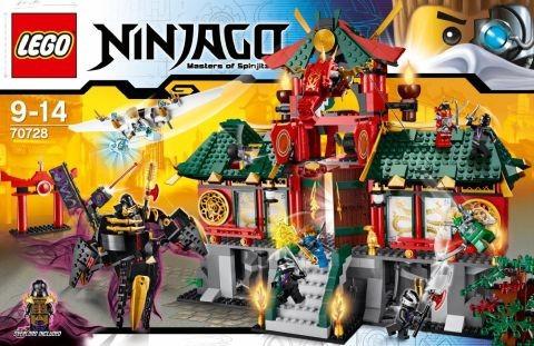 #70728 LEGO Ninjago