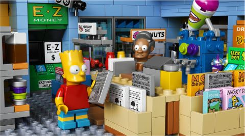 #71016 LEGO Kwik-E-Mart Image 1
