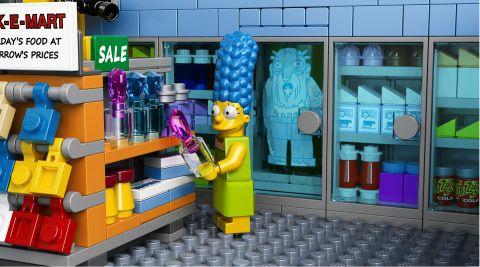 #71016 LEGO Kwik-E-Mart Image 2