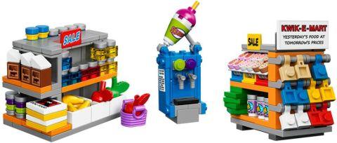 #71016 LEGO Kwik-E-Mart More Details