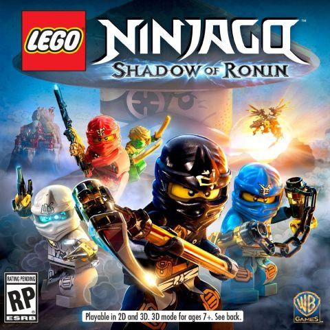 LEGO Ninjago Shadow of Ronin Video-Game