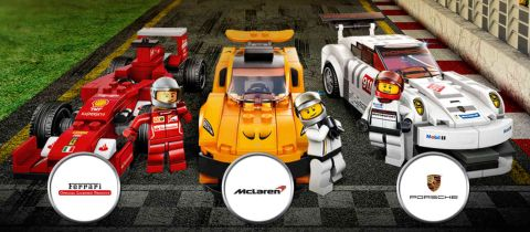 LEGO Speed Champions Review