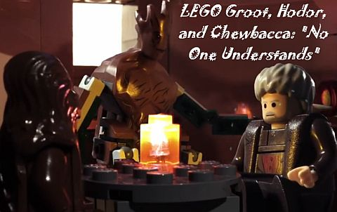 LEGO Stop Motion Video by the Brotherhood Workshop