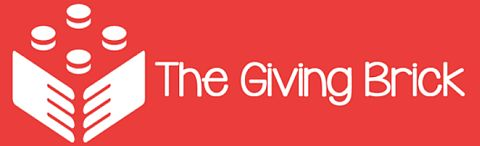 The Giving Brick LEGO Charity Logo