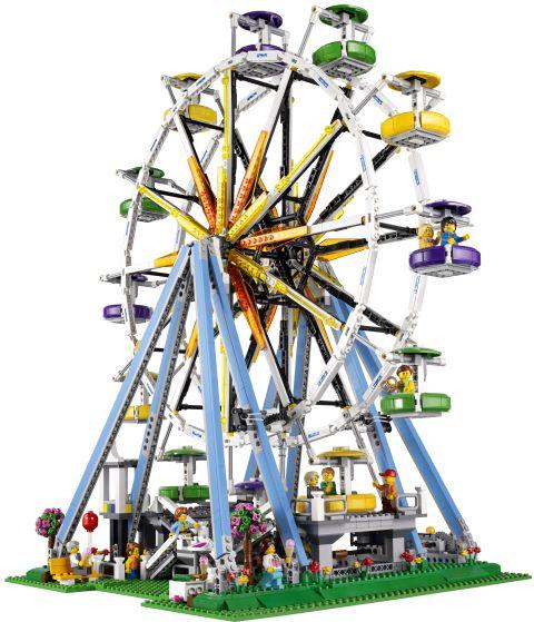 #10247 LEGO Creator Ferris Wheel Details