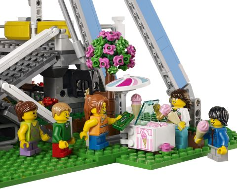 #10247 LEGO Creator Ferris Wheel Ice Cream