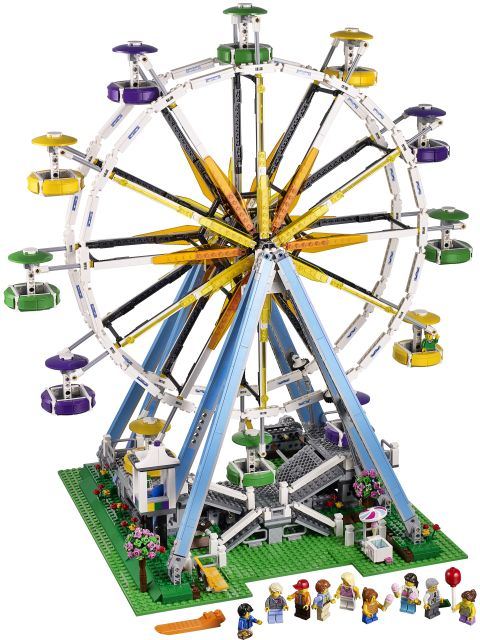 #10247 LEGO Creator Ferris Wheel Overview