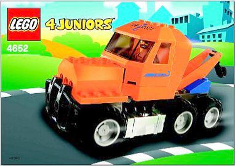 #4652 LEGO Juniors Truck