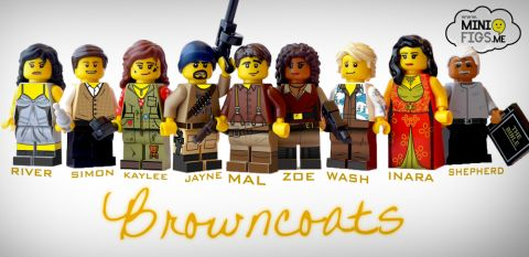 Custom LEGO Minifigs by Minifigs.Me