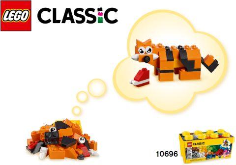 LEGO Classic Tiger