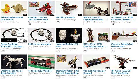 LEGO Creations by JK Brickworks