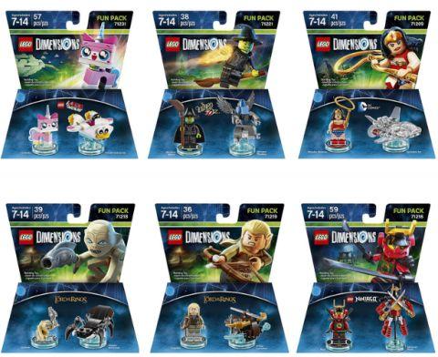 LEGO Dimensions Sets