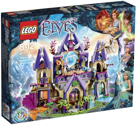 LEGO Elves Sky Castle