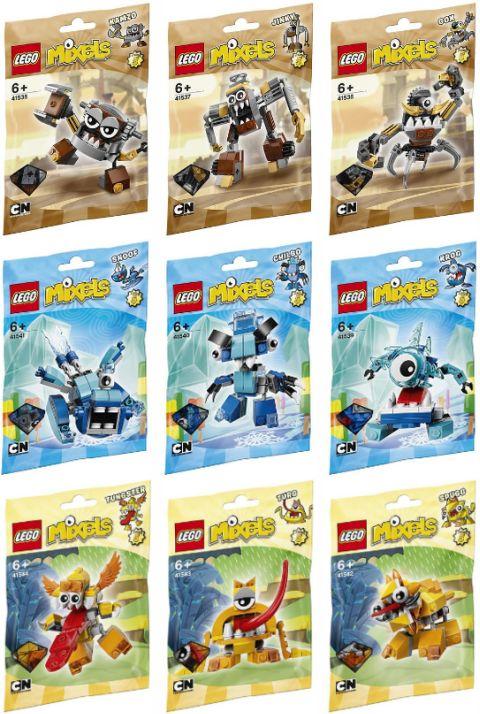 LEGO Mixels Series 5