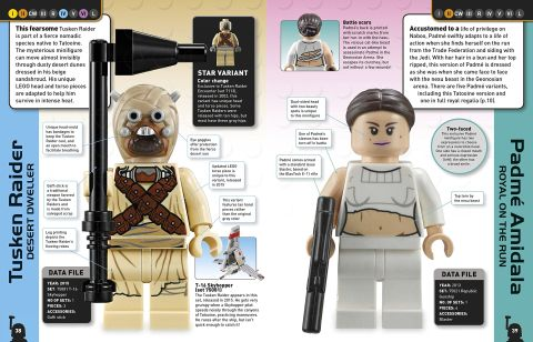 LEGO Star Wars Character Encyclopedia Review